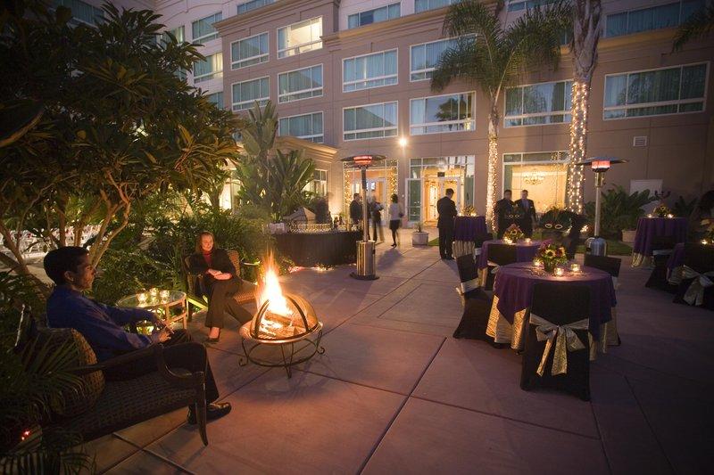 Doubletree Hotel San Diego/Del Mar 会议厅