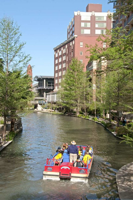 Homewood Suites by Hilton San Antonio-Riverwalk/Downtown Pohled zvenku