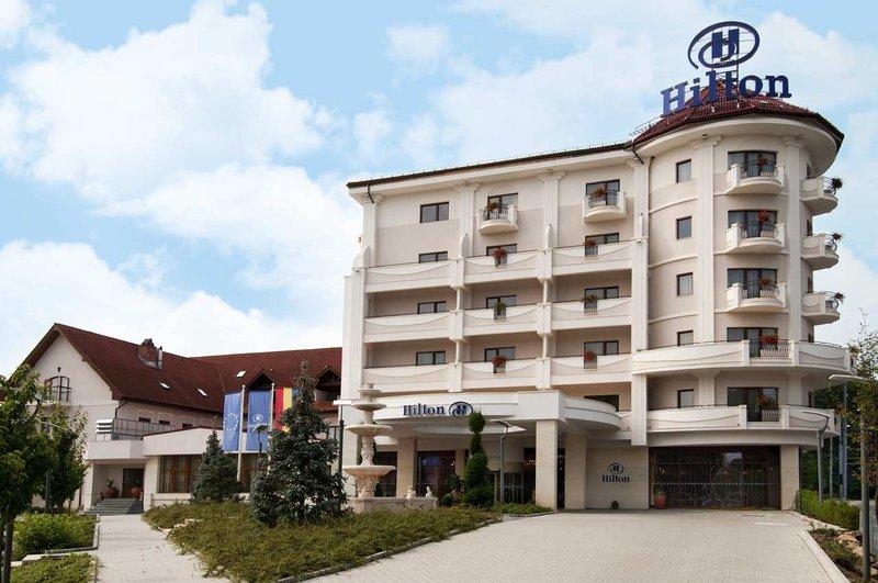Hilton Sibiu Set udefra