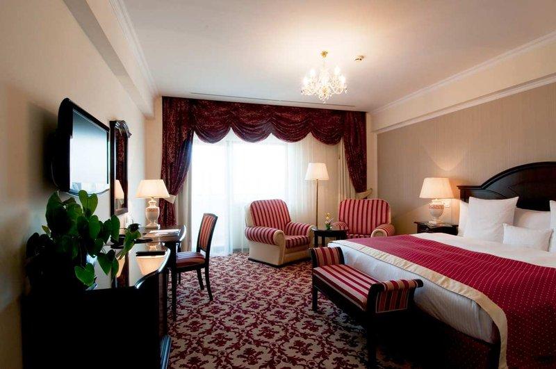 Hilton Sibiu Billede af værelser
