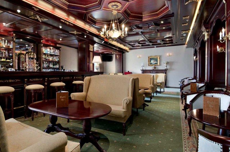 Hilton Sibiu Bar/lounge