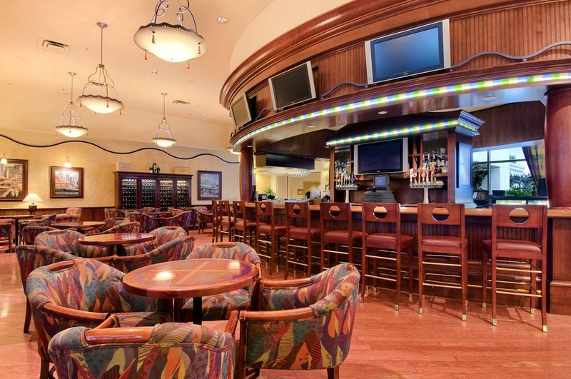 Hilton Seattle Airport & Conference Center Gastronomia
