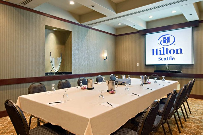 Hilton Seattle - Seattle, WA