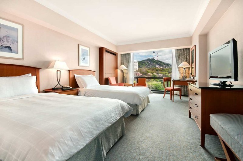 Millennium Seoul Hilton Hotel Chambre