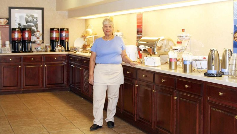 Hampton Inn Huntsville Gastronomie