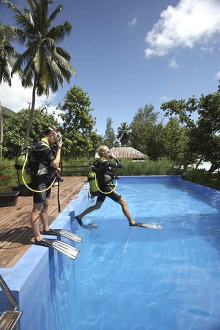 Hilton Seychelles Labriz Resort And Spa - Diving Center