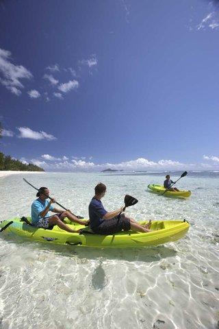 Hilton Seychelles Labriz Resort And Spa - Kayak Water Sport