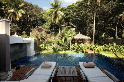 Hilton Seychelles Labriz Resort And Spa - Deluxe Hillside Pool Villa