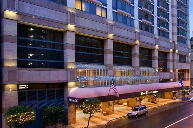 Hilton San Francisco Exterior view