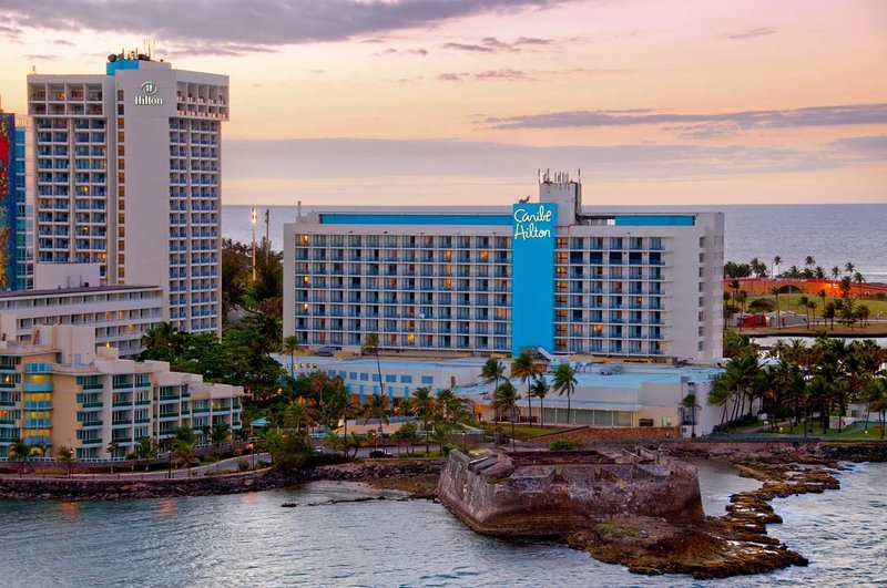 Caribe Hilton Exterior view