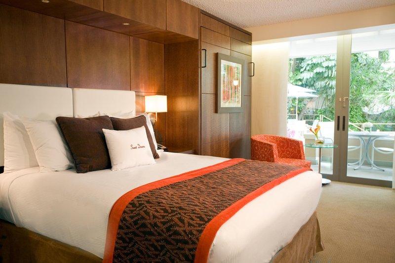 Doubletree by Hilton San Juan Vista de la habitación