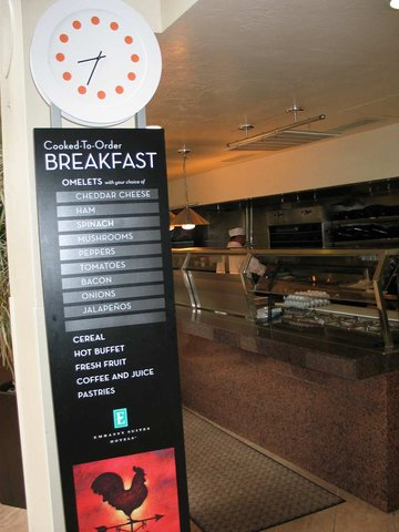 Embassy Suites San Luis Obispo - Cooked-to-order Breakfast