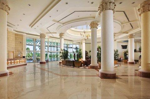 Hilton Sharm Waterfalls Resort - Lobby