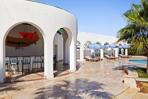 Hilton Sharm Waterfalls Resort - Health Club Bar