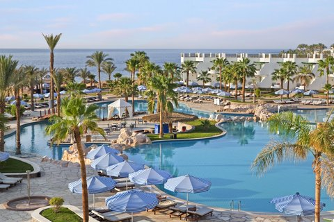 Hilton Sharm Waterfalls Resort - External Shot