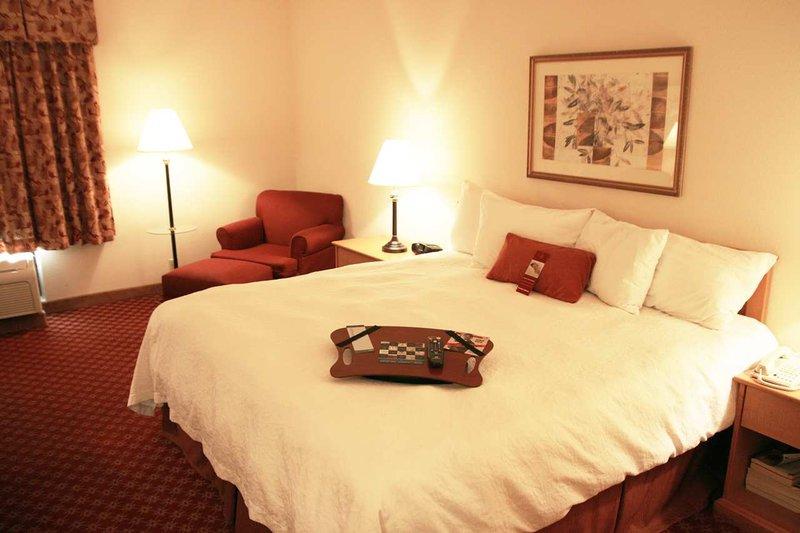 Hampton Inn St. Louis Sunset Hills Chambre