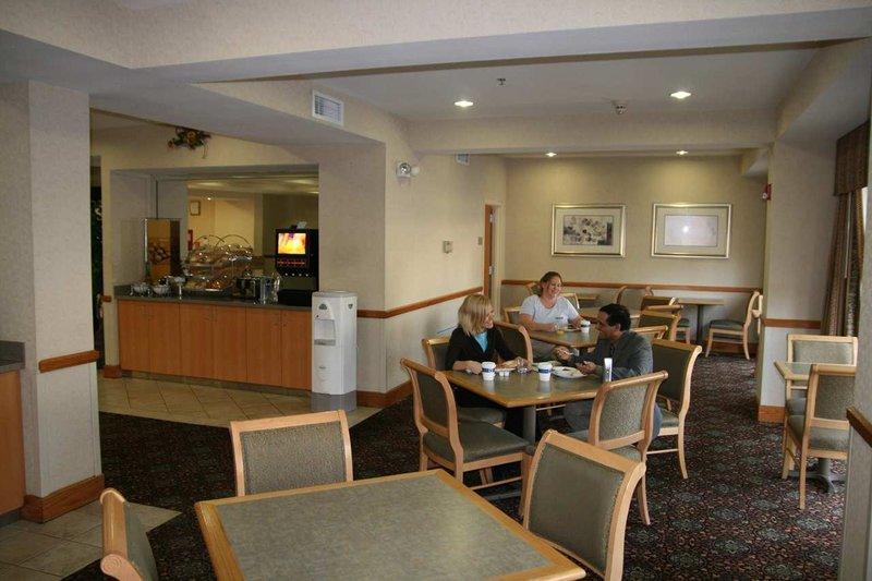 Hampton Inn St. Louis Sunset Hills Restauration