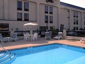 Pool - Hampton Inn Sumter