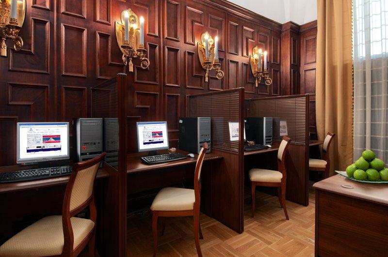 Hilton Moscow Leningradskaya Övrigt