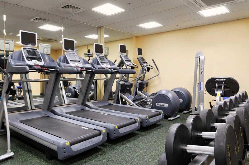 Hilton Moscow Leningradskaya Fitness-klubb