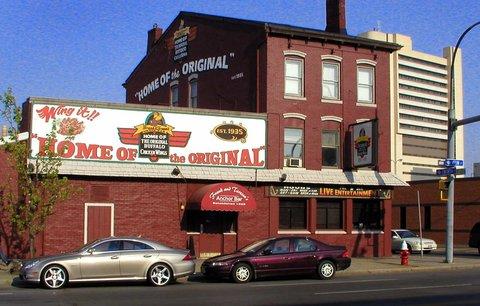 Hampton Inn Niagara Falls - Anchor Bar