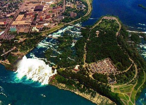 Hampton Inn Niagara Falls - Goat Island