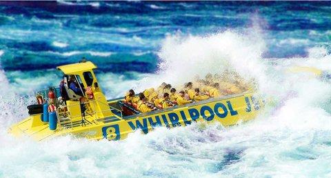 Hampton Inn Niagara Falls - Whirlpool Jet Boats