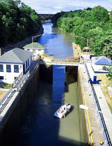 Hampton Inn Niagara Falls - Lockport Locks