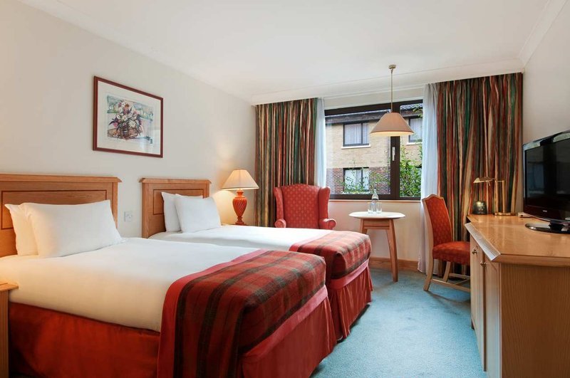 Hilton Swindon 客室