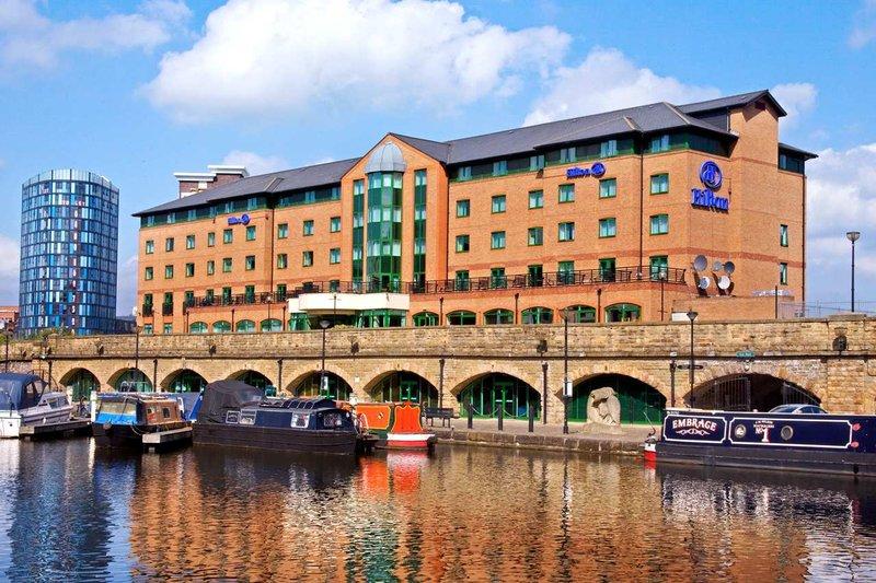Hilton Sheffield Außenansicht