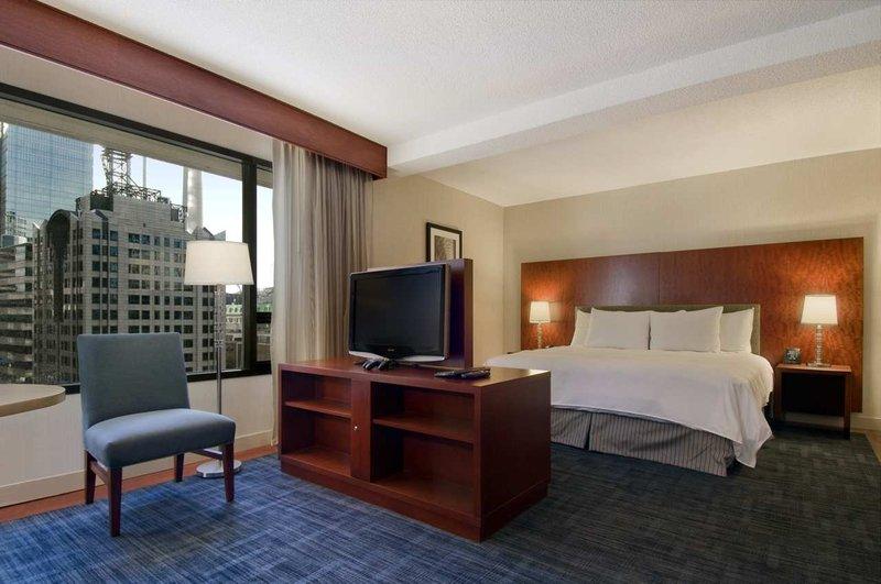 Hilton Toronto Kameraanzicht