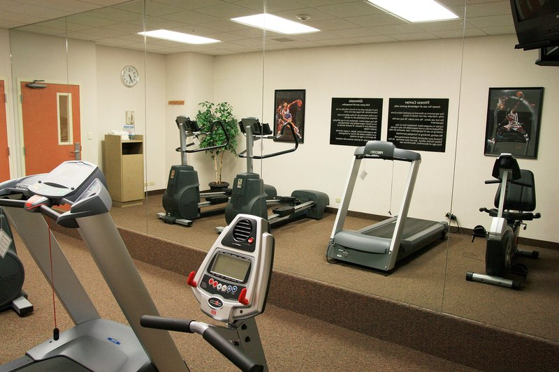 Hampton Inn Torreon Airport-Galerias Fitness Club
