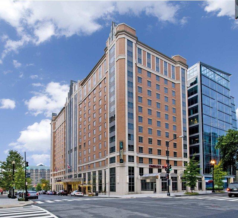 Embassy Suites Washington D.C. - Convention Center Kilátás a szabadba