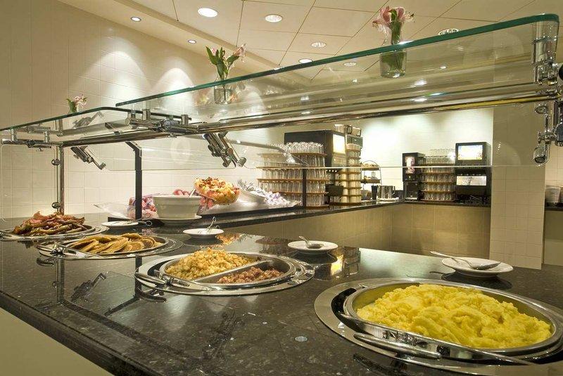 Embassy Suites Washington D.C. - Convention Center Étkezés