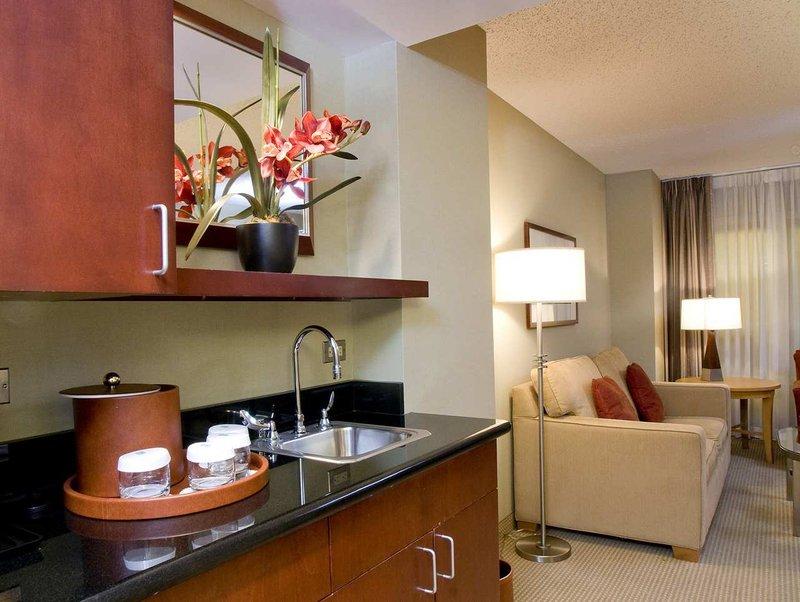 Embassy Suites Washington D.C. - Convention Center Bár/lounge