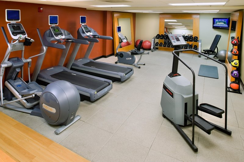 Doubletree Hotel Washington DC Fitness Club