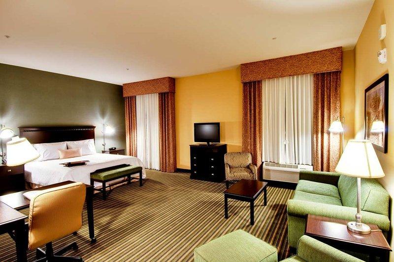 Hampton Inn & Suites Mt. Vernon / Belvoir - Alexandria South Area Apartament