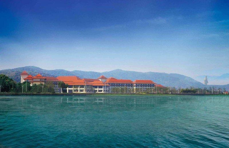 Doubletree by Hilton Resort Wuxi Lingshan Ulkonäkymä