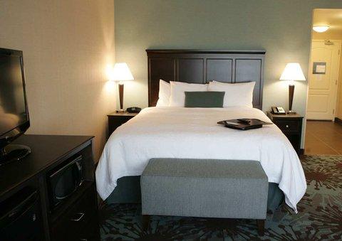 Hampton Inn by Hilton Toronto Airport Corporate Centre - King Bed