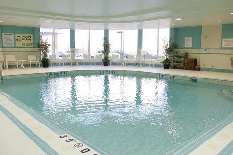 Hampton Inn by Hilton Toronto Airport Corporate Centre - Pool