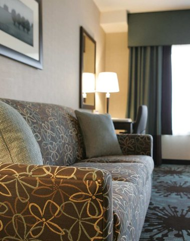 Hampton Inn by Hilton Toronto Airport Corporate Centre - 1 King Bed Sofa Bed