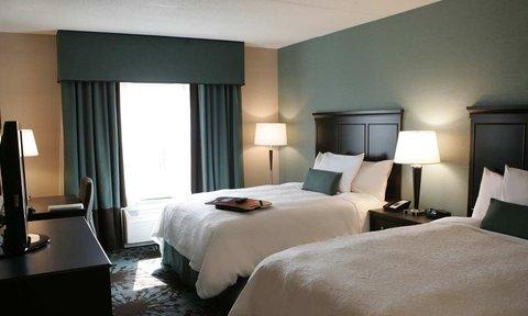 Hampton Inn by Hilton Toronto Airport Corporate Centre - Standard Two Queens
