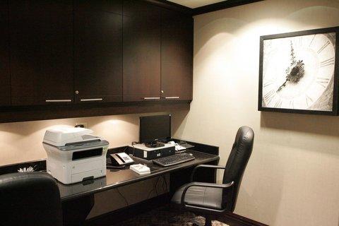 Hampton Inn by Hilton Toronto Airport Corporate Centre - Business Centre
