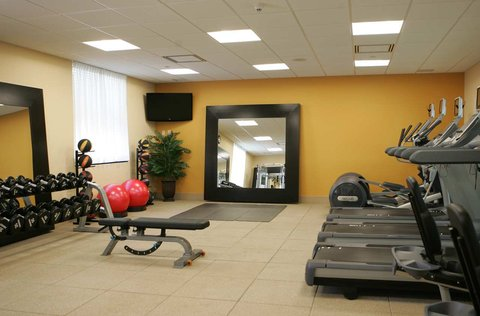 Hampton Inn by Hilton Toronto Airport Corporate Centre - Fitness Centre