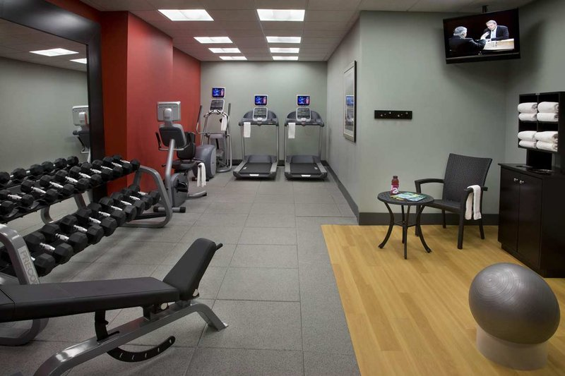 Hilton Garden Inn Toronto City Centre Фитнесс-клуб