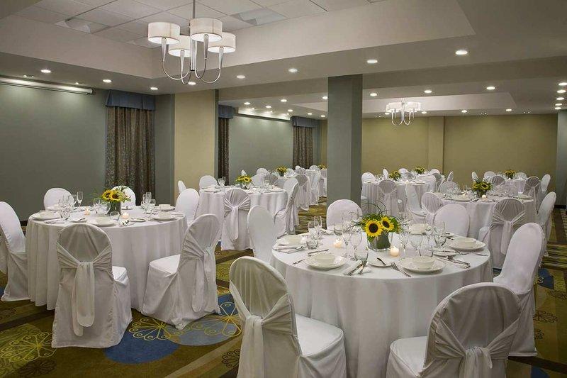 Hilton Garden Inn Toronto City Centre Konferenciaterem