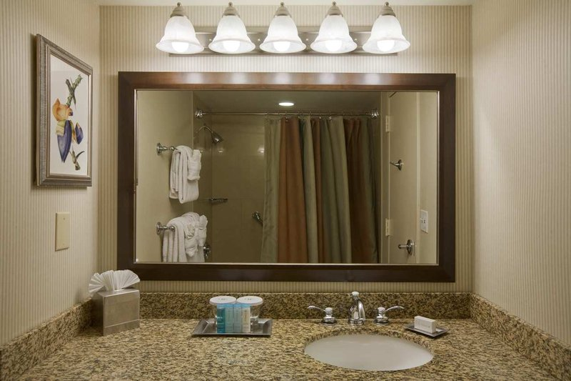 Hilton Indianapolis North 客房视图