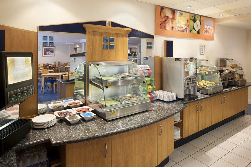 Holiday Inn Express Aberdeen City Centre Restauration