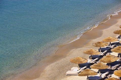 Myconian Imperial Resort & Thalasso Spa Center - Beach