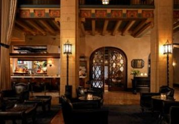 Library Bar at Hollywood Roosevelt Hotel - Los Angeles, CA
